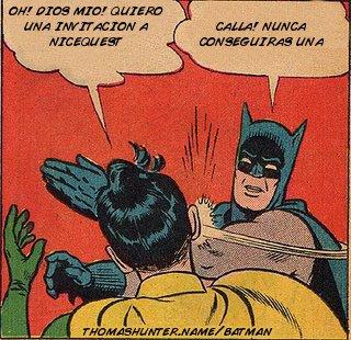 Comic Batman y Robin