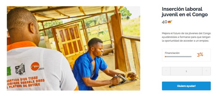 Inserción laboral juvenil en el Congo - Nicequest